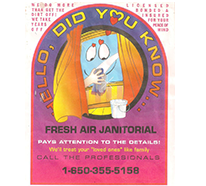 Fresh Air Janitorial & House Cleaning Services